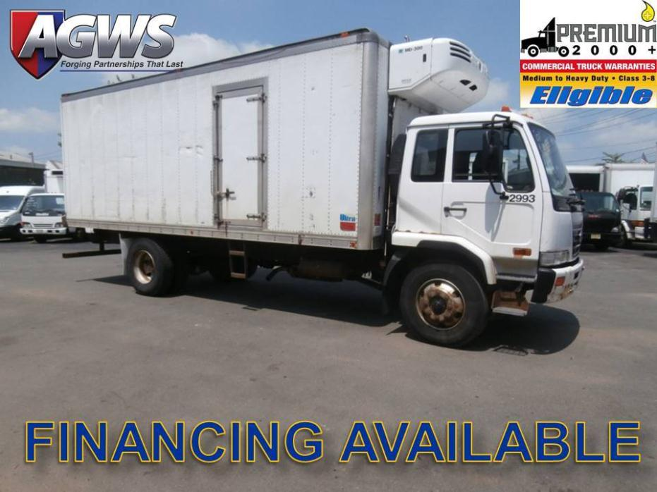 2007 Ud 3300  Refrigerated Truck