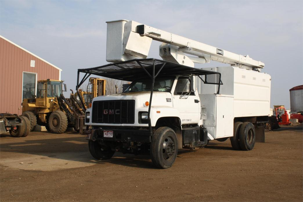 1999 Gmc C7500 Bucket Truck - Boom Truck
