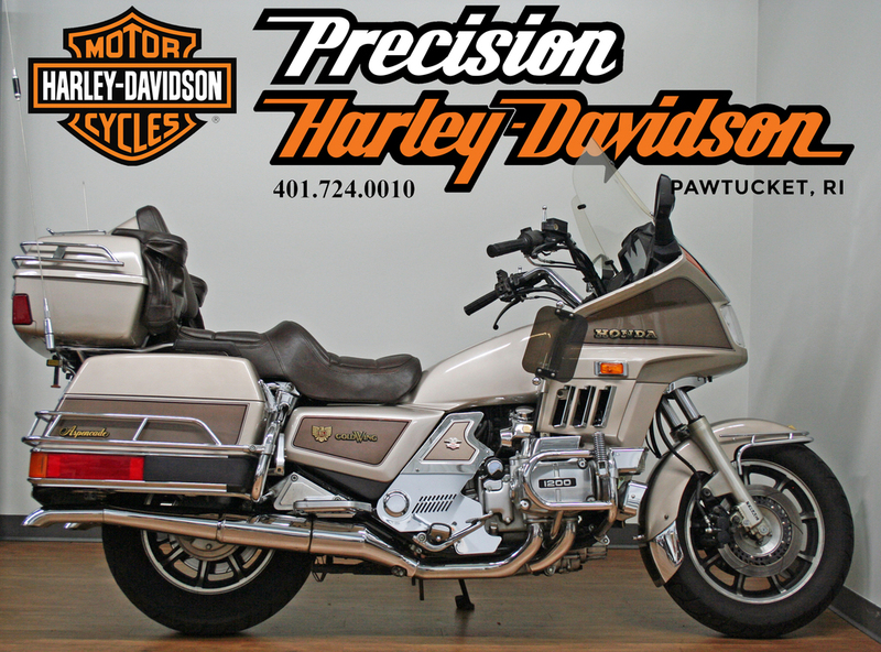 Honda goldwing motorcycles for sale in rhode island for Honda dealers in rhode island