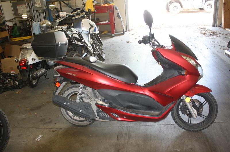 2011 Honda PCX 125
