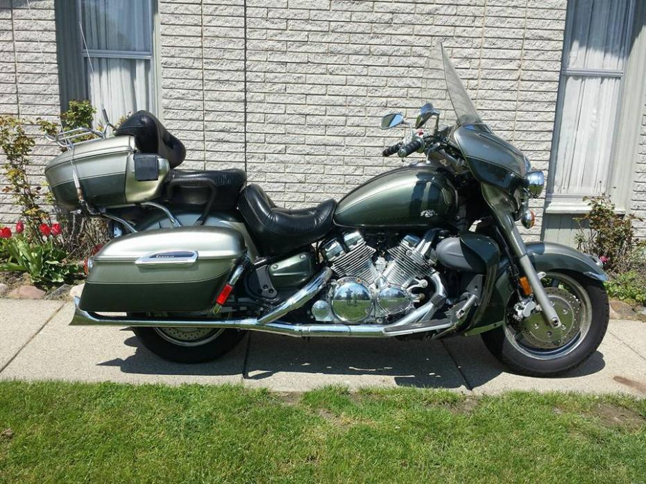 Touring motorcycles for sale in troy michigan for Honda dealer troy mi
