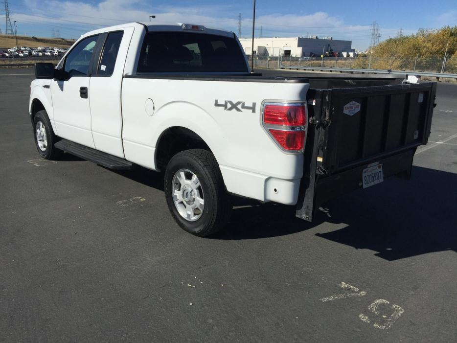 2010 Ford F150  Extended Cab