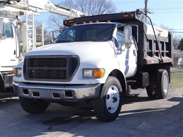 Ford Super Duty F 650 2001 Cars For Sale