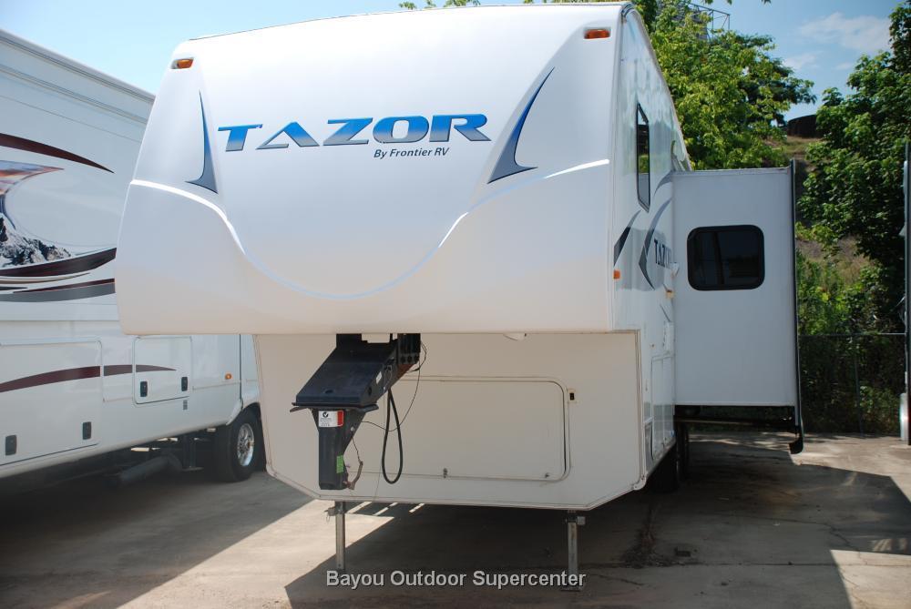 2009 Frontier Rv Tazor 30FDB
