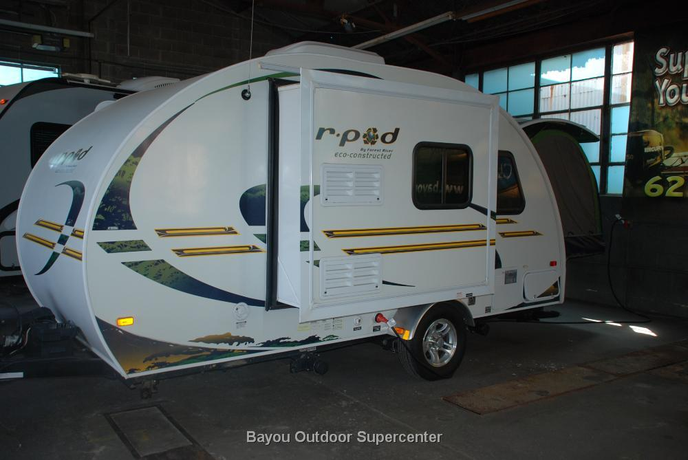 2011 Forest River R-Pod M-176T