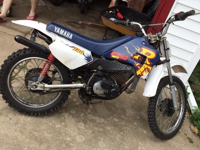 Beginner dirt bikes motorcycles for sale for Yamaha dirt bike plastics