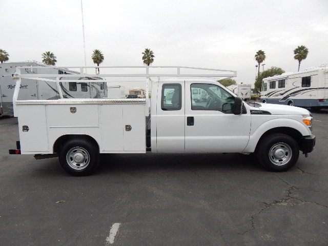 2014 Ford F250  Extended Cab