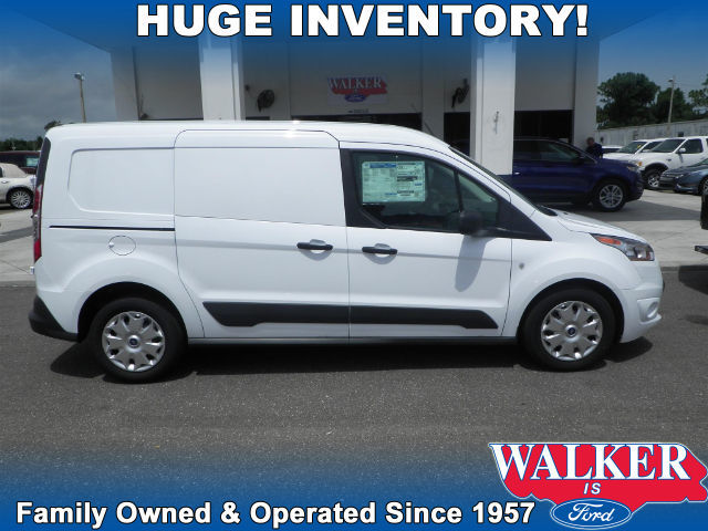 2016 Ford Transit Connect Van Xlt  Cargo Van