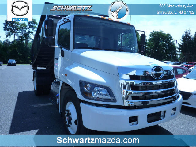 2016 Hino Hino 268  Pickup Truck