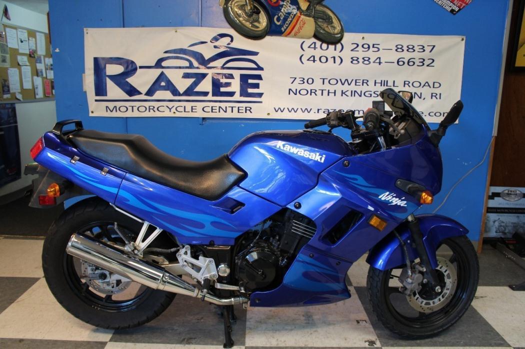 2001 Kawasaki VN750