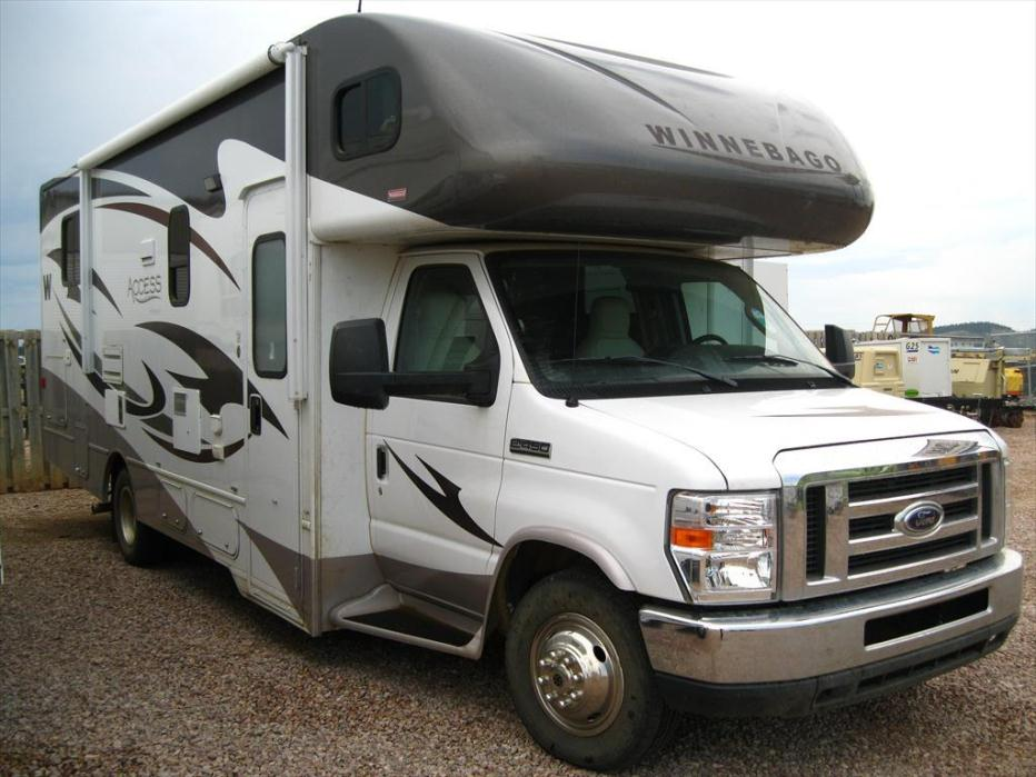 2014 Winnebago Access Premier 26QP