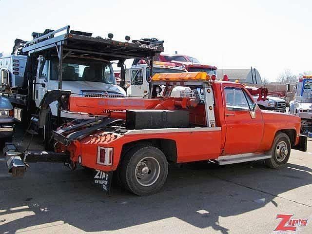 1987 Chevrolet 3500 Wrecker Tow Truck