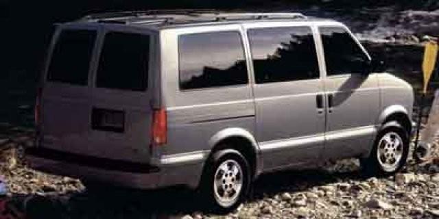 2004 Chevrolet Astro Passenger  Passenger Van