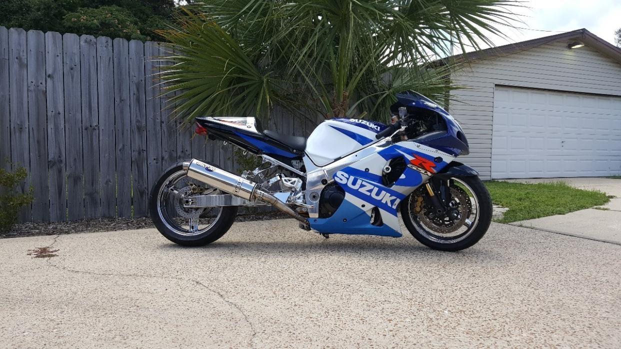 2003 Suzuki VL800K3