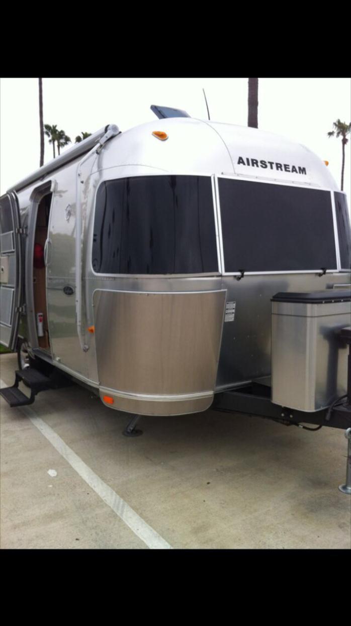 2008 Airstream Safari SE