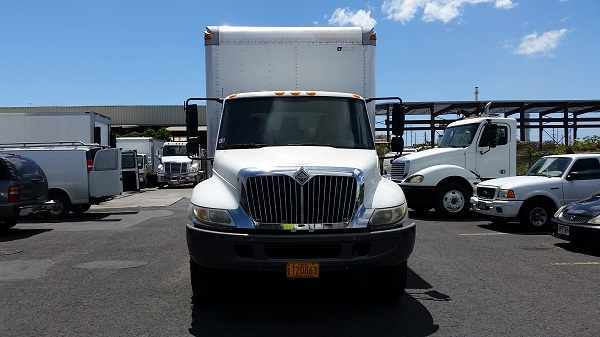 2007 International 4300  Box Truck - Straight Truck