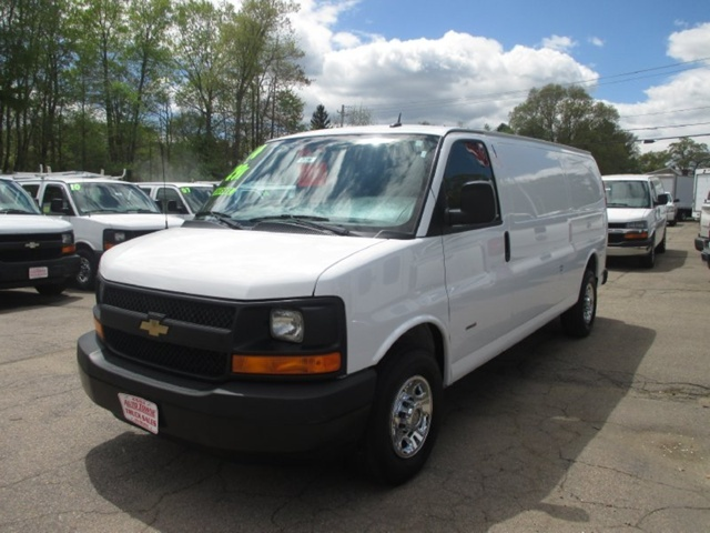 2014 Chevrolet Express 2500  Extended Cab