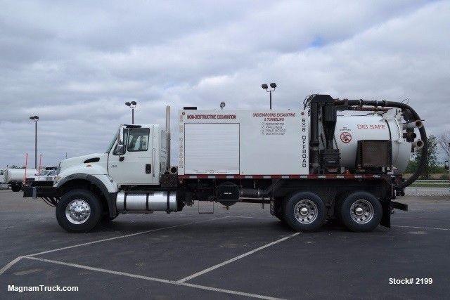 2007 International Workstar 7400 Tanker Truck