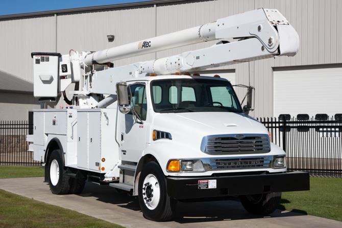2006 Sterling Acterra Bucket Truck - Boom Truck