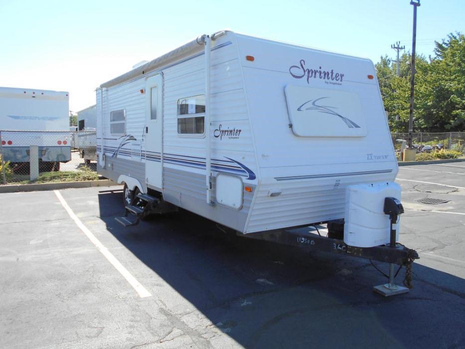 2003 Keystone Sprinter 259RBS