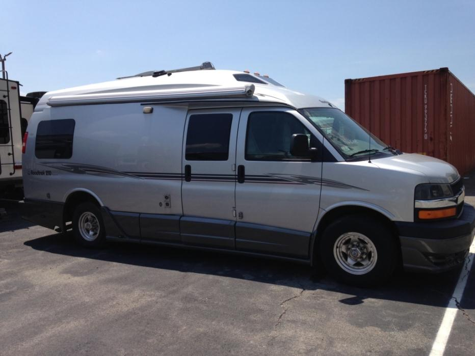 2007 Roadtrek Popular 210