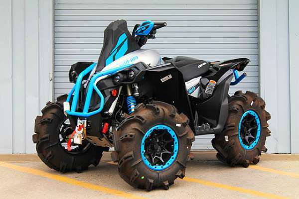 Can Am Xmr 1000 For Sale >> Bombardier Renegade 570 Motorcycles for sale