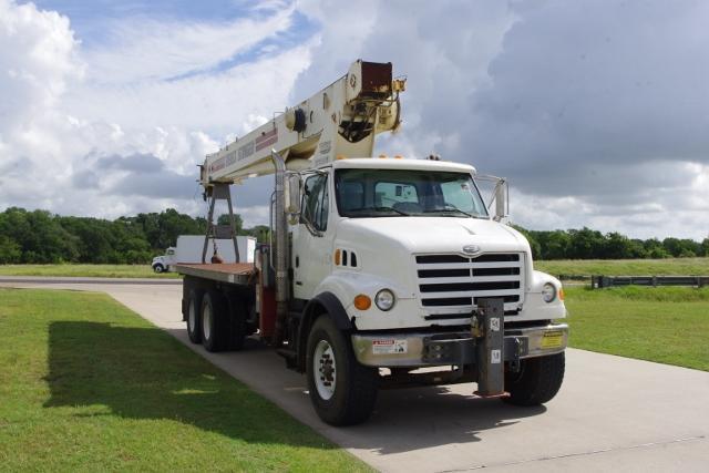 2002 Terex Bt60100  Crane Truck
