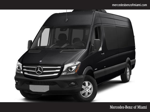 2015 Mercedes-Benz Sprinter 2500 170 Passenger Van