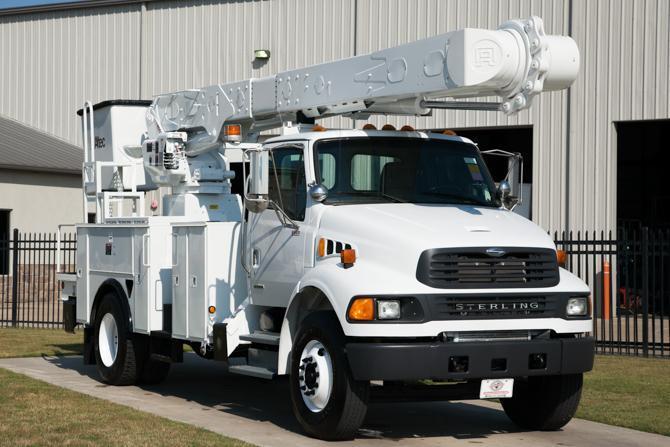 2007 Sterling Acterra Bucket Truck - Boom Truck
