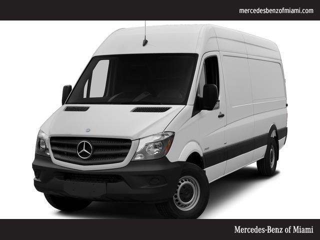 2015 Mercedes-Benz Sprinter 2500 170 Cargo Van