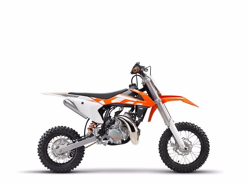 2016 KTM KTM 50 SX