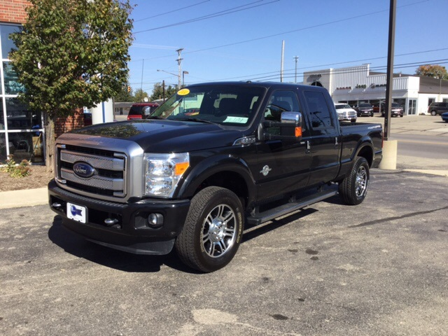 2014 Ford F-250sd Crew Cab