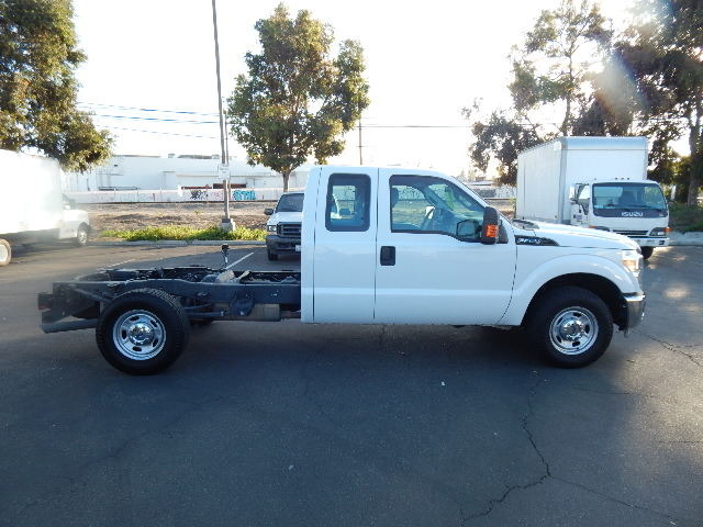 2013 Ford F350  Extended Cab