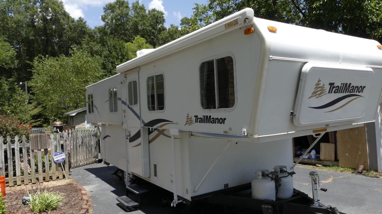 2003 Trailmanor 2619