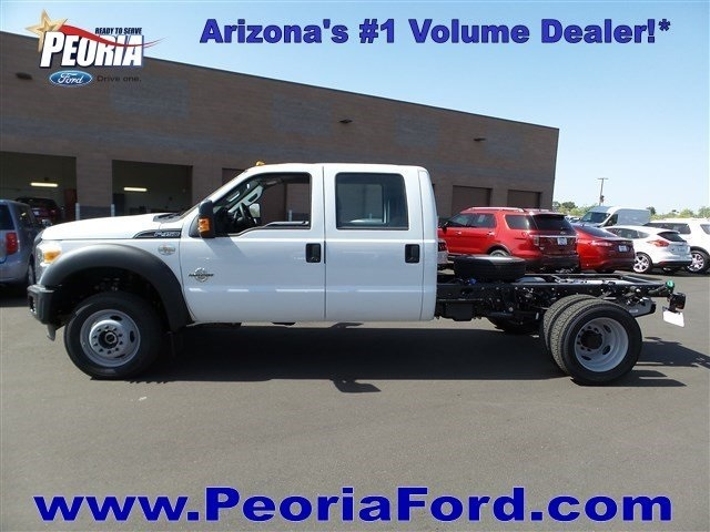 2015 Ford F-450sd  Crew Cab