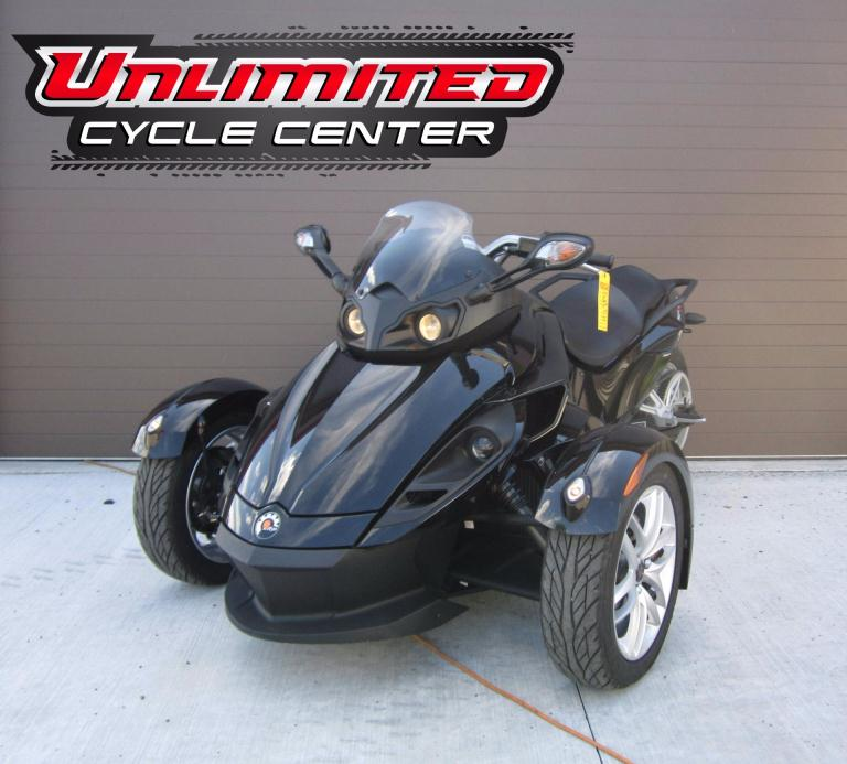 2013 Can-Am Spyder RT SM5