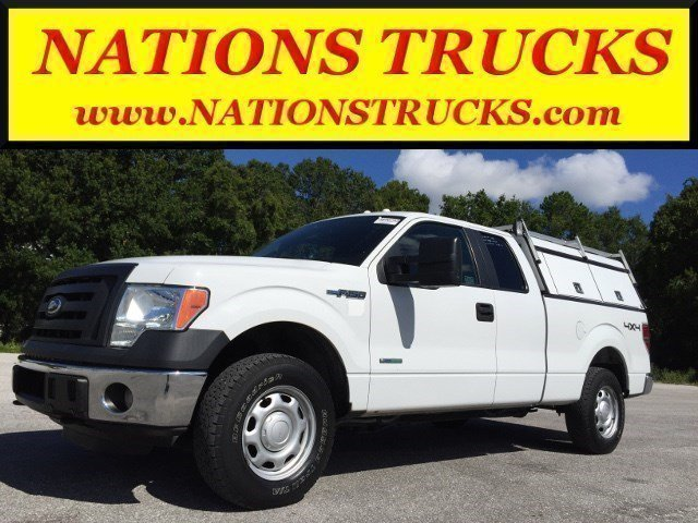 2012 Ford F150  Extended Cab