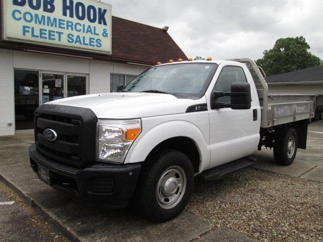 2011 Ford F-350sd  Cab Chassis
