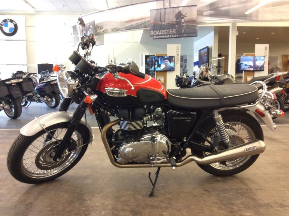 triumph bonneville motorcycles for sale in colorado springs colorado. Black Bedroom Furniture Sets. Home Design Ideas