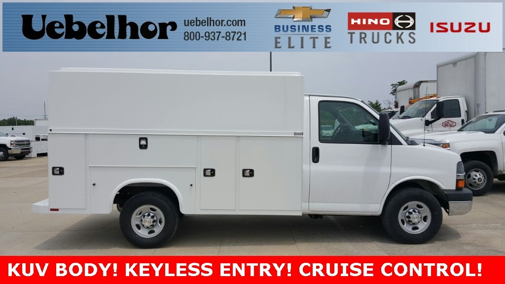 Chevrolet Express Cutaway Kuv Body Cars for sale