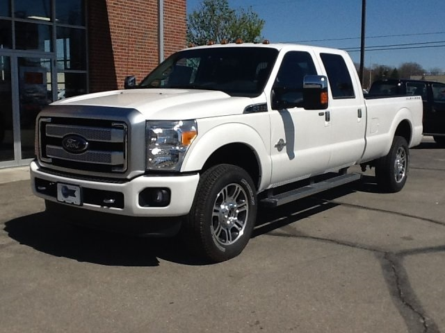 2016 Ford F-350sd Crew Cab