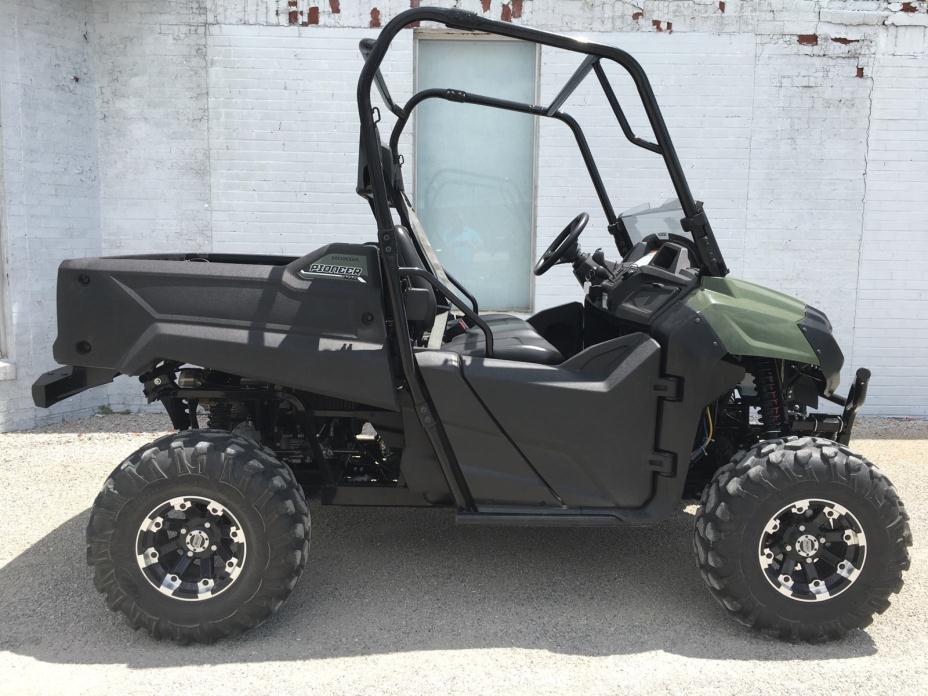 honda pioneer 700 2 motorcycles for sale in litchfield illinois. Black Bedroom Furniture Sets. Home Design Ideas