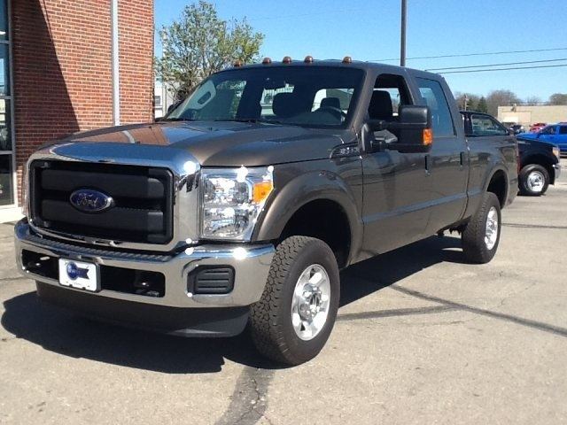 2016 Ford F-250sd Crew Cab