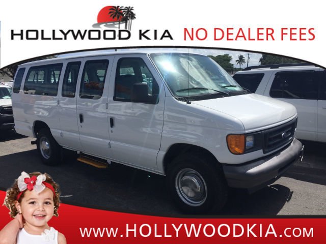 Ford Econoline Wagon 15 Pass Cars for sale