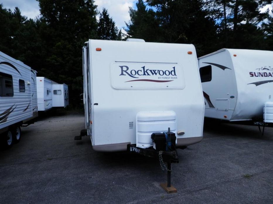 2006 Forest River Rockwood 2701SS