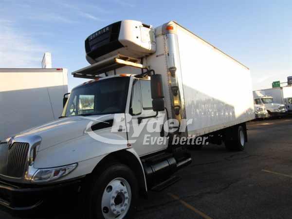 2009 International 4400  Refrigerated Truck
