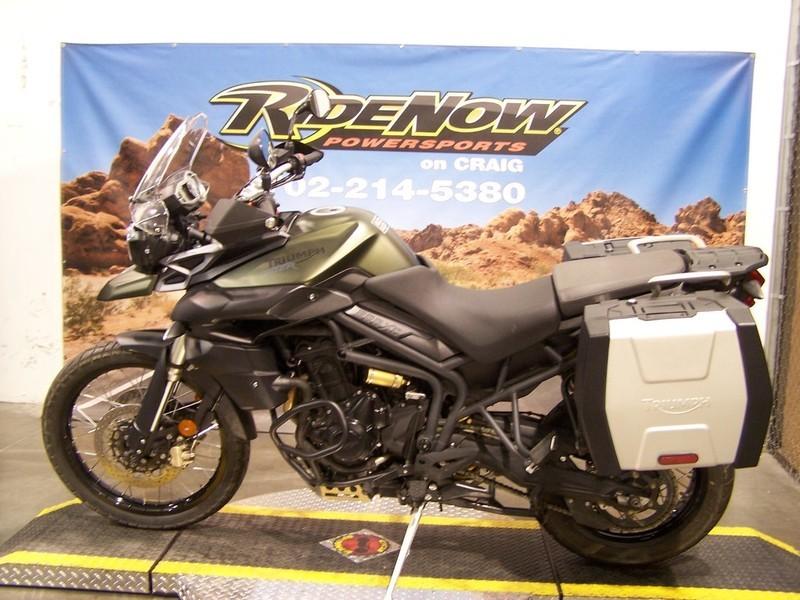 2015 Triumph Thunderbird Storm ABS