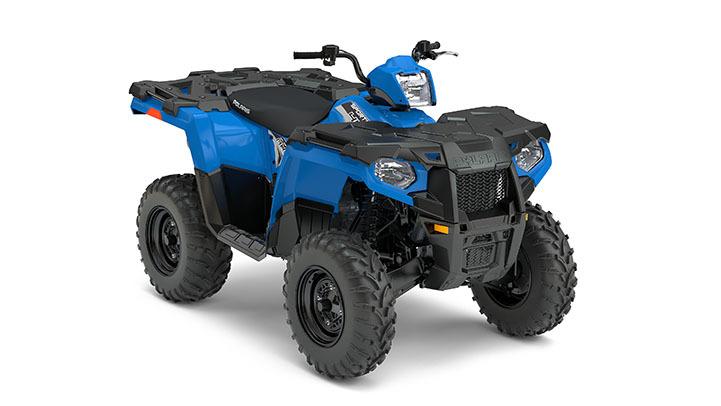 2017 Polaris Sportsman 450 Ho Velocity Blue