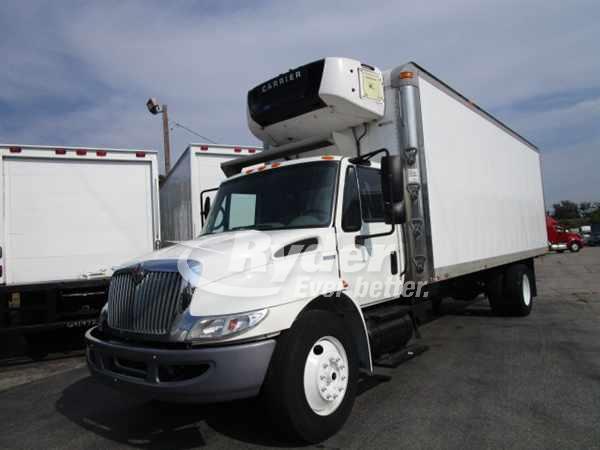 2009 International 4300  Refrigerated Truck
