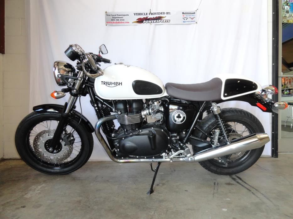 triumph thruxton r 1200 motorcycles for sale. Black Bedroom Furniture Sets. Home Design Ideas